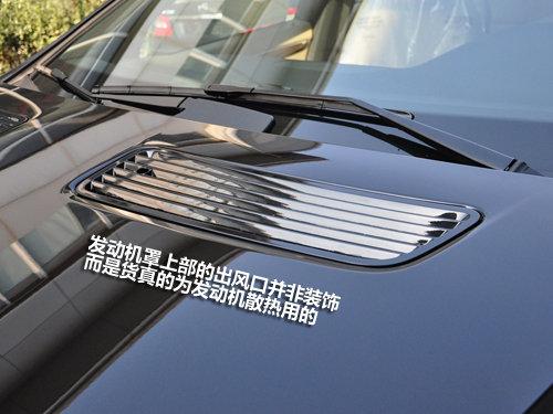 重装诠释商务霸主 2010款奔驰R300L实拍