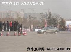 拉力赛冠军飞车郑州 奇瑞新A3惊艳古都