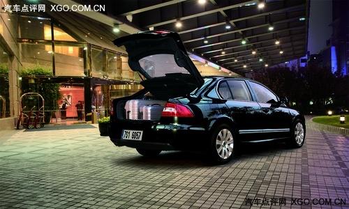 Superb昊锐打造中高级轿车新鲜体验