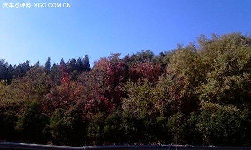 秋季自驾游 G3数智版带你玩转北京红叶
