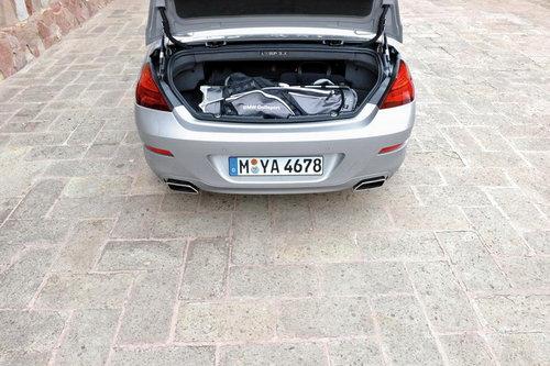 两款汽油动力 宝马发布新一代6系官图