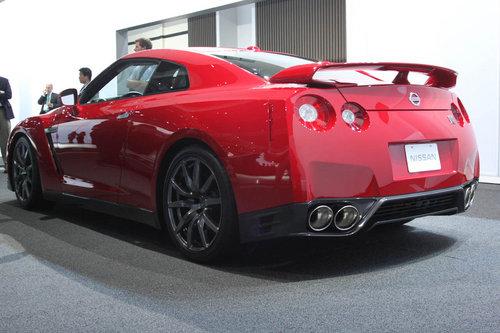 战神再度升级 2012款日产GT-R首发亮相