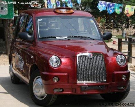 皇冠/PT漫步者/TX4 最具魅力三款出租车