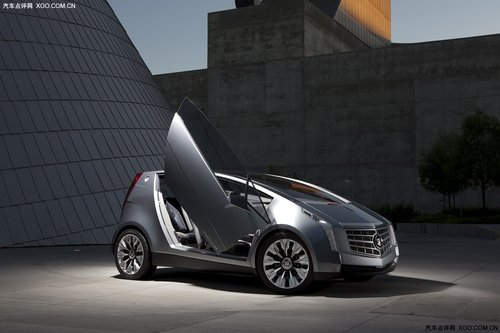 凯迪拉克豪华概念车 高效与设计的典范