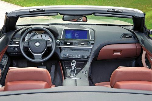 换4.4L发动机 全新宝马650i敞篷车发布