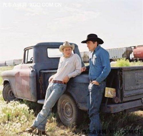 草帽和左轮枪 适合牛仔气质的3款汽车