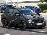 法兰克福首发 新奔驰B级配雷诺发动机