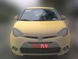 或广州车展首发 MG3无伪谍照再次曝光