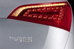抢先试驾2012款奥迪Q5 Hybrid