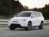 RAV4 EV领衔!LA车展4款热点新能源车