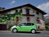 绿色未来 试2012款本田飞度混合动力版