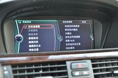 运动精神 静态体验华晨宝马320i豪华型