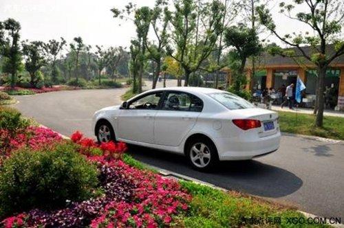 对荣威350的车主来说 迷路是一种享受