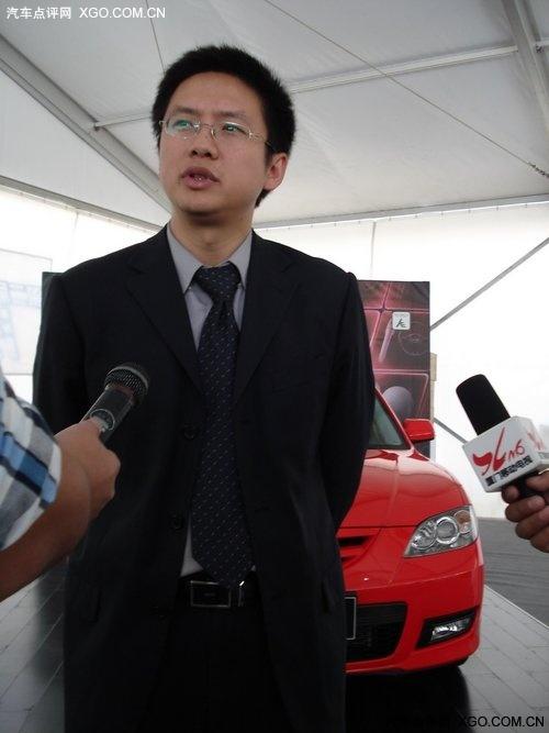 长安马自达第二届汽车运动会 鹭岛开赛