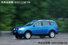 陆风汽车X8 车市最有具亚运精神车型