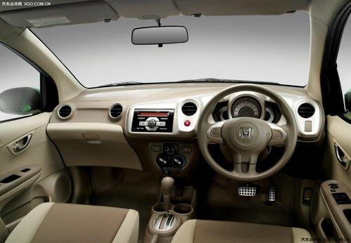 泰国车展 Honda全新小型车BRIO全球首发