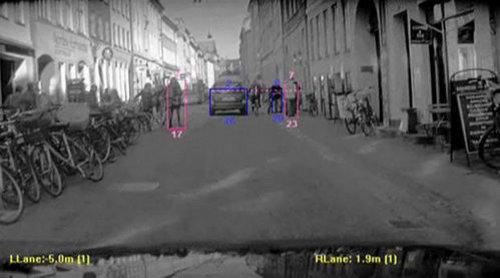 首创行人侦测系统 沃尔沃S60入华展望