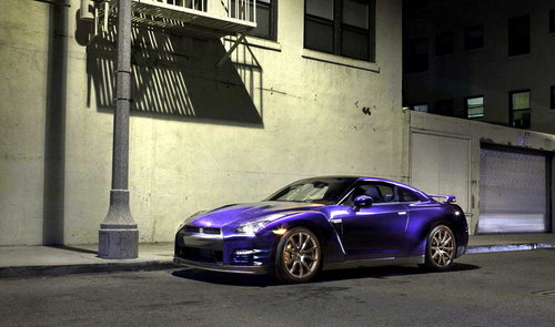 战神提速 日产公布2012款GT-R加速成绩