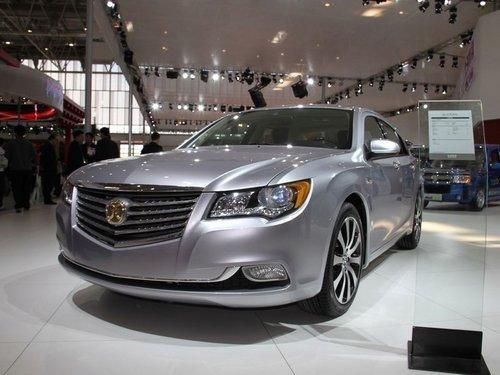 北京自主品牌中高端纯电动轿车明年上市
