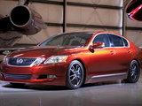 预计2012年登场 雷克萨斯将推出GS-F