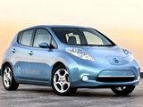 真正零排放 日产LEAF电动车将日本上市