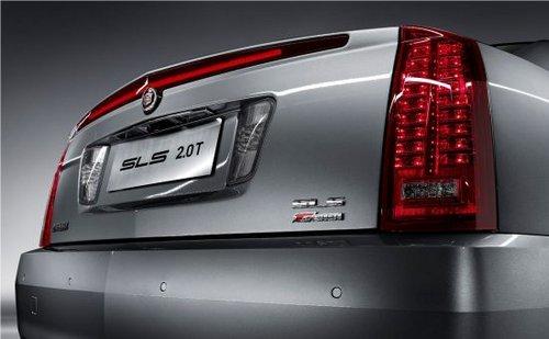 君威GS来赶场 上海通用23款车型将亮相