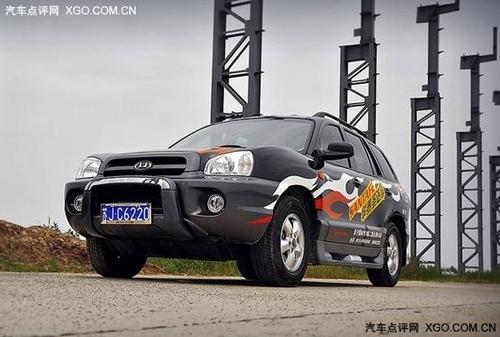 超乎你的想象 圣达菲2.0T堪称SUV节油王