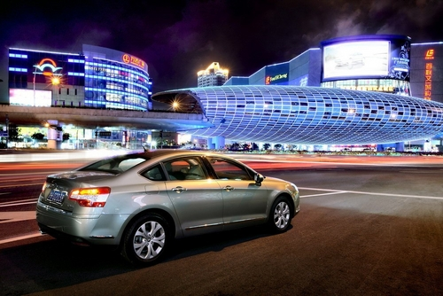 更具竞争力 2011款东风雪铁龙C5今日上市