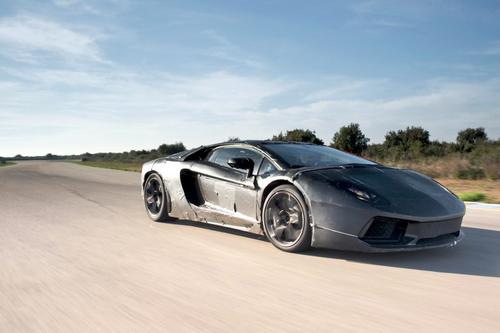 明年发布 兰博基尼Aventador最新图片
