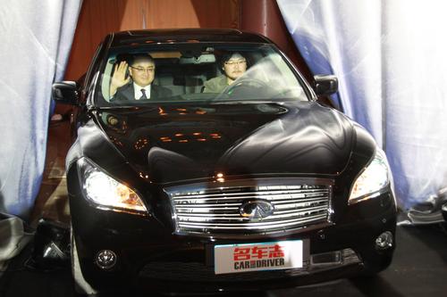 "M37荣膺""进口年度车Drivestyle""大奖"