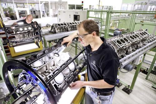 互用发动机 奔驰/雷诺-日产合作将深化