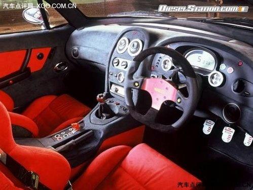 英国史上唯一的跑车 MG魅影XPOWERSV