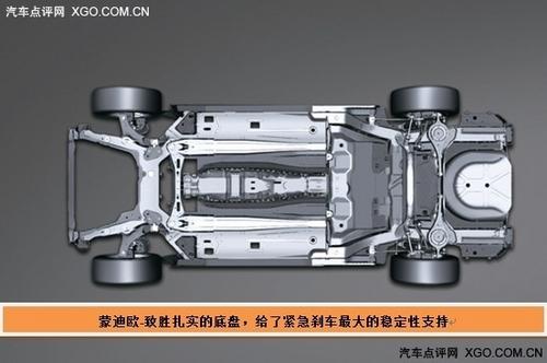 刹得住才是真安全 中型车刹车性能大PK