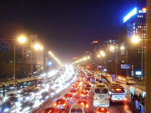 中汽协:北京治理堵车 不赞成限制消费
