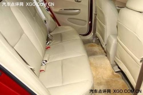 红色比亚迪L3提车 车主多角度实拍