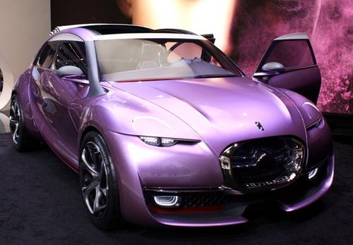 预计2012年登场 雪铁龙将推全新DS2车型
