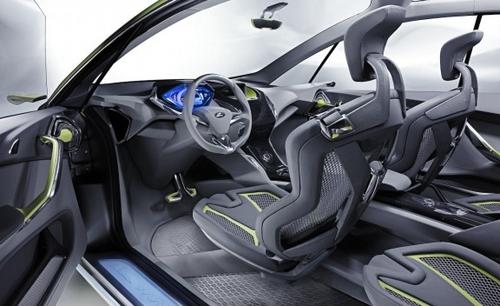 日内瓦车展发布 福特B-MAX用嘉年华平台