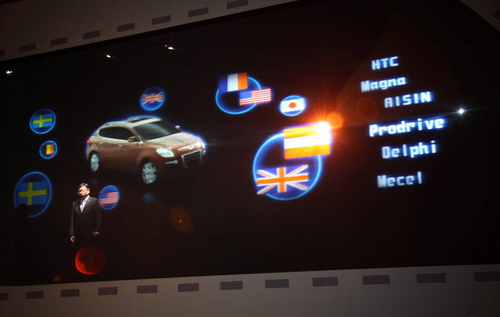 明年12月推新车 东风裕隆公司正式成立