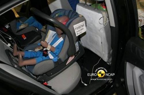 大众帕萨特B7获Euro-NCAP碰撞测试五星