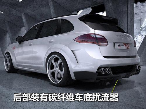 4.8升双涡轮野兽 2011款改装保时捷卡宴