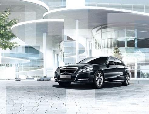 售价71万元 奔驰E300L时尚型尊贵版上市
