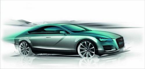 明年发布 奥迪将推出600马力RS7车型