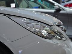 外观是最大亮点 新索纳塔车展抢先实拍