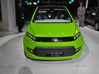 一汽EV纯电动概念车