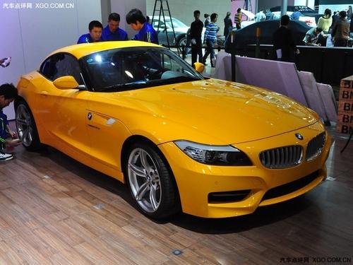 售90.6-92.8万 宝马Z4两款新车型上市