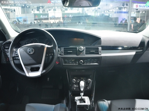 上海汽车MG6 Saloon-预售12.78 18.98万 MG6三厢版即将上市高清图片