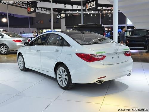 新索纳塔领衔 广州车展3款首发中型车