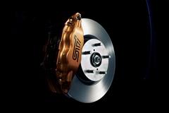 308马力2.0T 翼豹WRX STI spec C发布