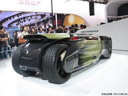绿色新潮流 广州车展10大新能源车盘点