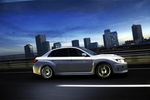 限量400台 斯巴鲁发布tS特别版STI车型